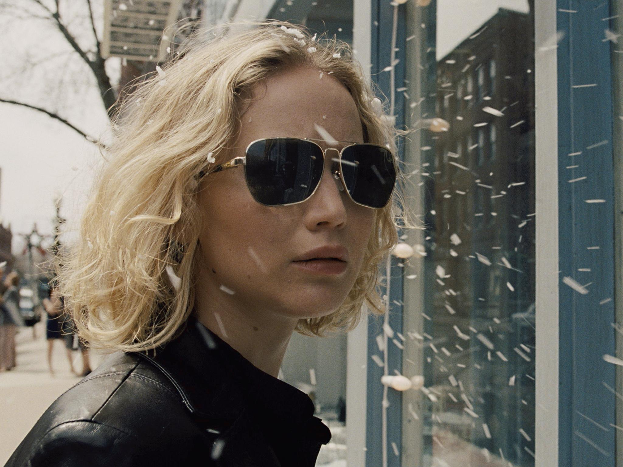 The Academy loves Jennifer Lawrence
