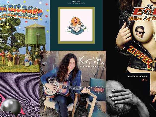 Nos meilleurs disques de 2015