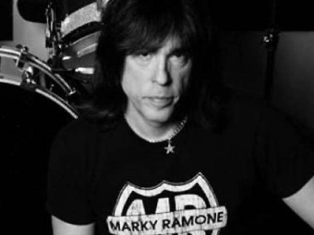 Marky Ramone + Gato + Maadraassoo
