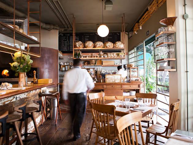 Restaurantes y cafés en la Condesa