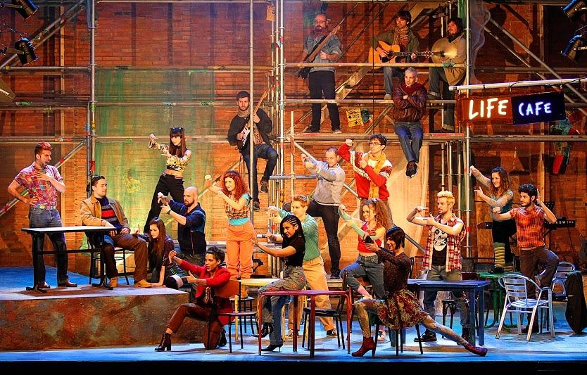 Musicales en Barcelona