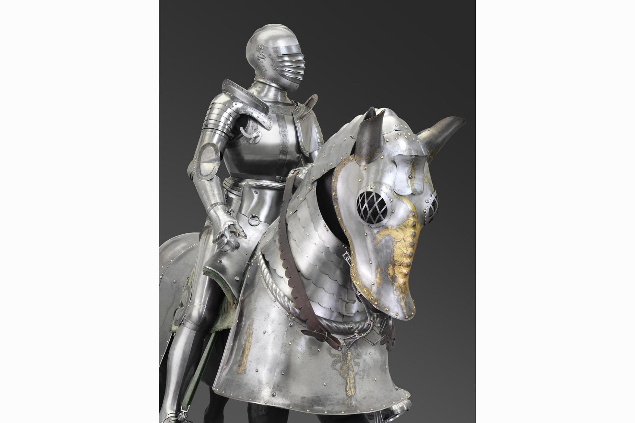 The Carl Otto Kretzschmar von Kienbusch Collection—arms and armor, @1300s-1700s.