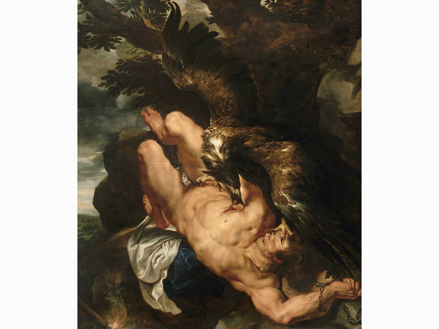 Peter Paul Rubens and Frans Snyders, Prometheus Bound, c. 1611/1
