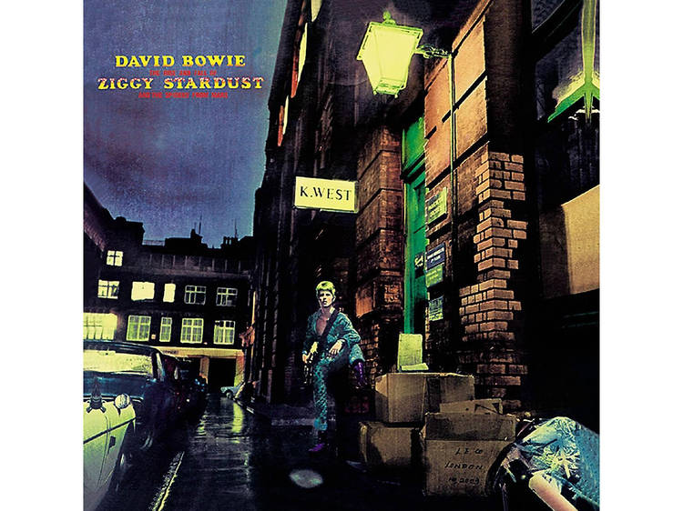 The Rise and Fall of Ziggy Stardust and the Spiders from Mars, 1972