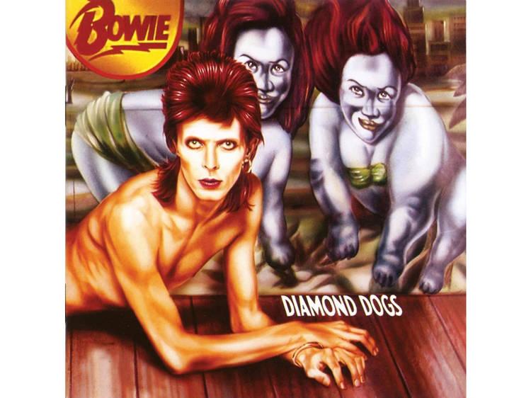 Diamond Dogs, 1974