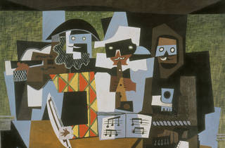 "Pablo Picasso, ""Three Musicians,"" 1921"