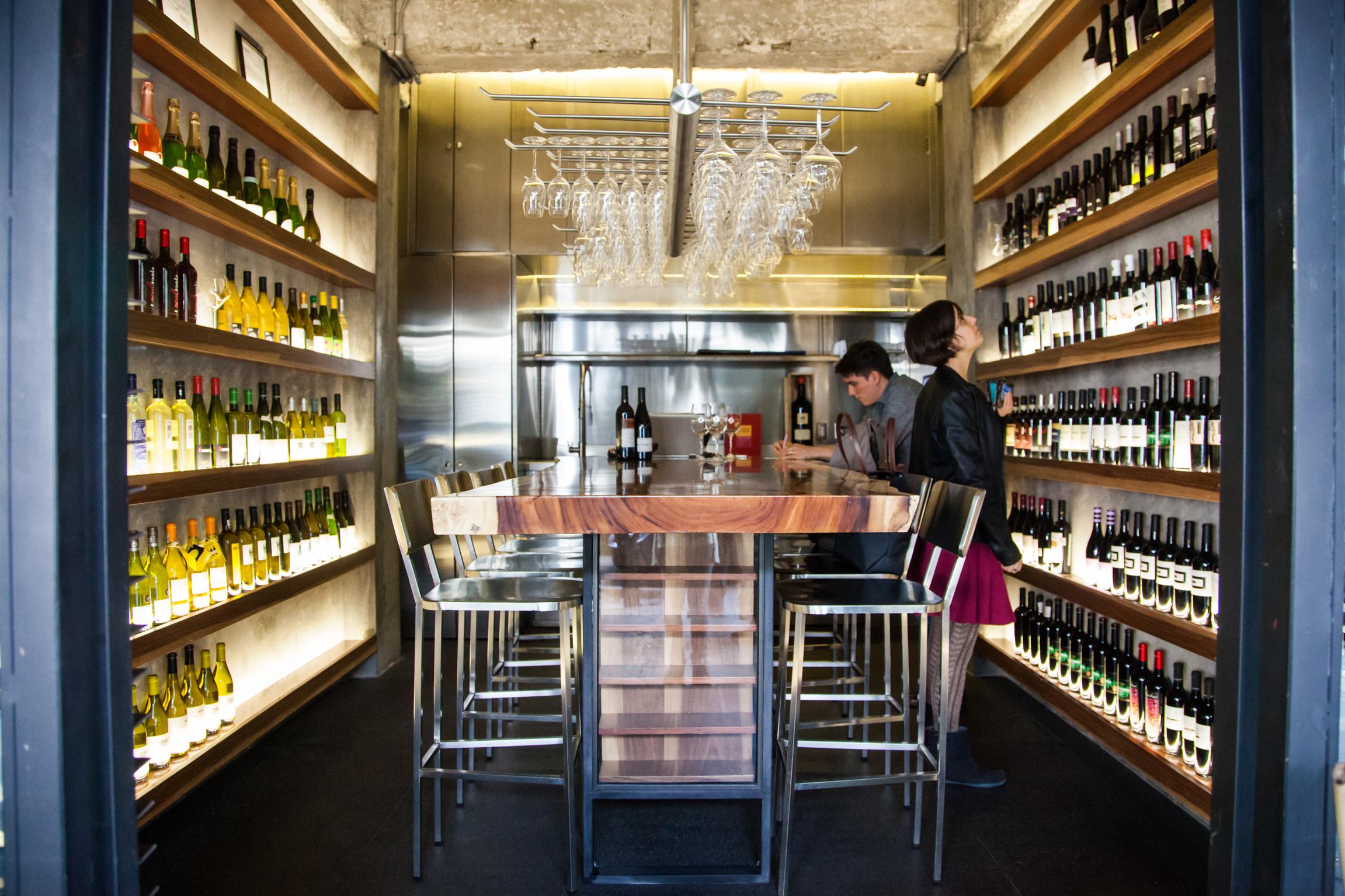 Bares de vino en la Ciudad de México