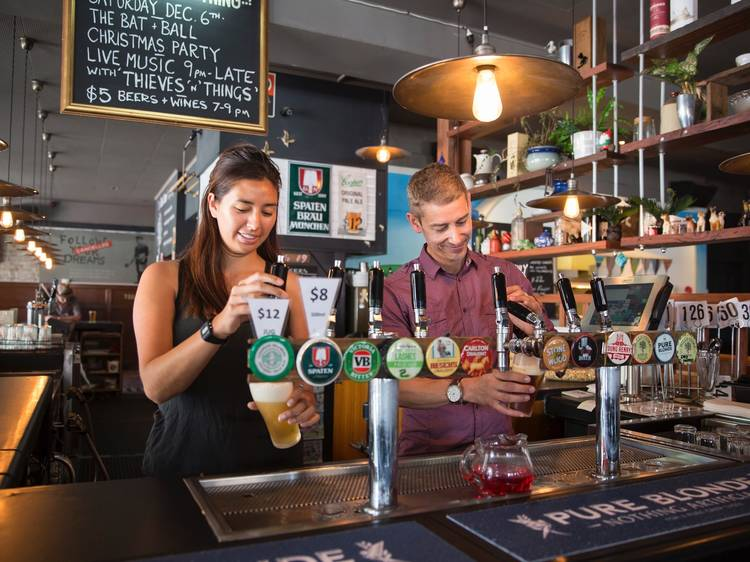 The best happy hours in Surry Hills