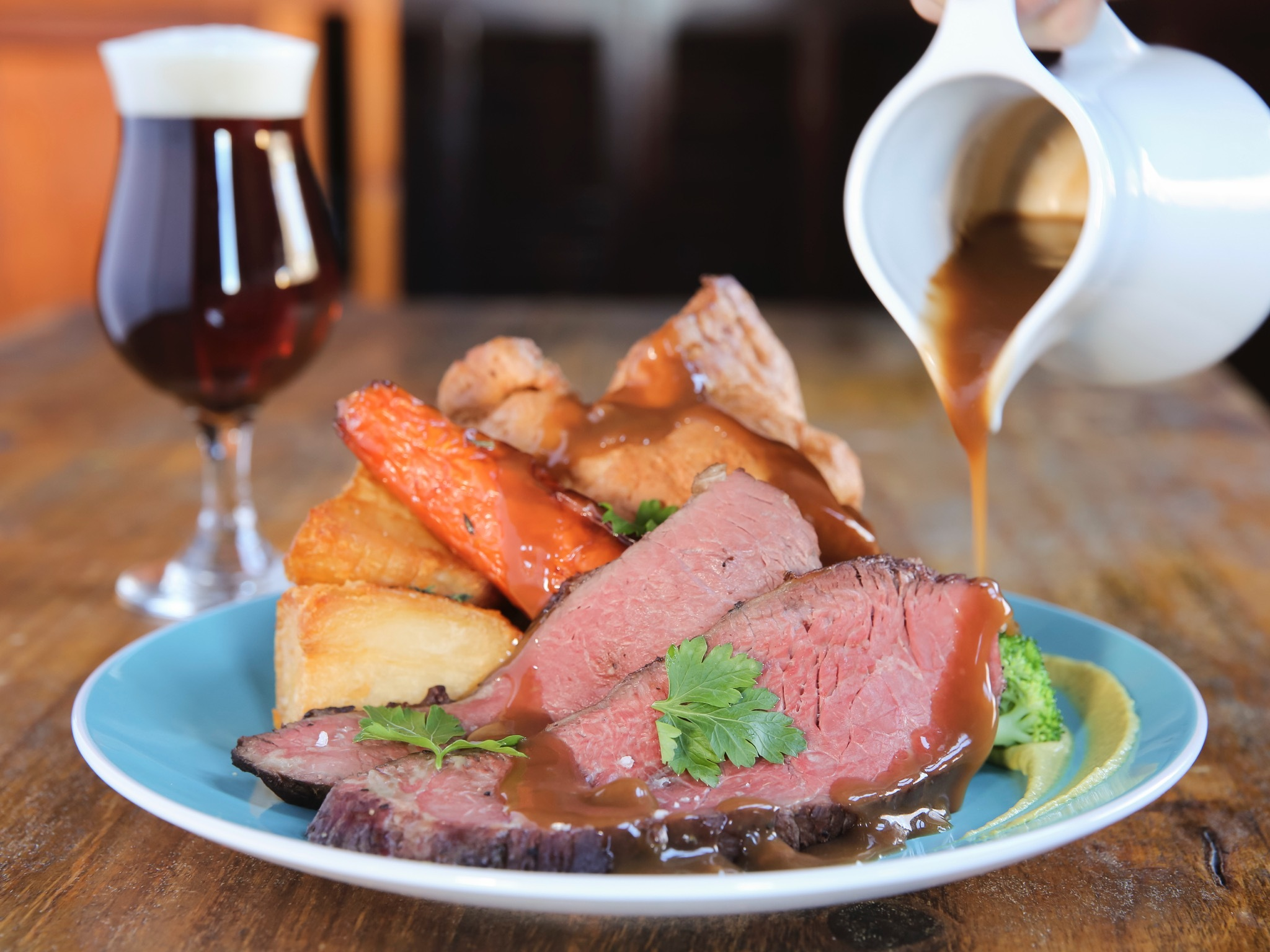 The best Sunday roasts in Sydney