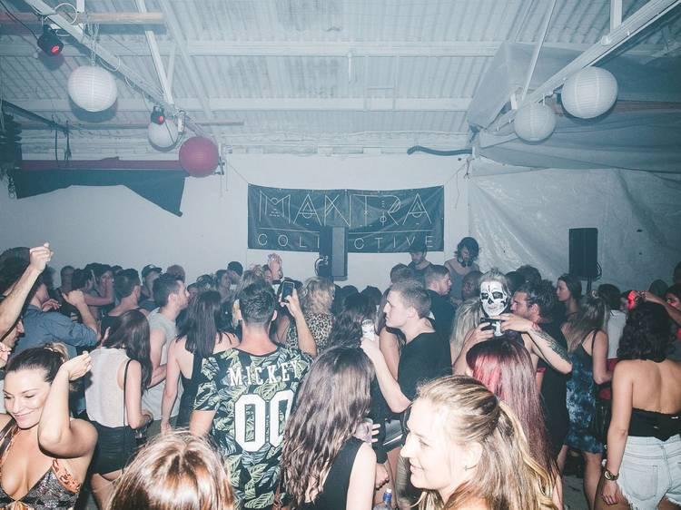 Sydney's best party crews