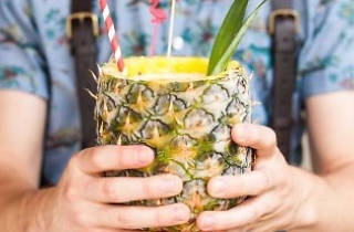 The Whaling Club Tiki Pop Up