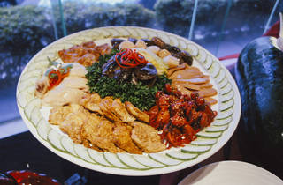 Utara Coffee House Chinese New Year buffet and menu
