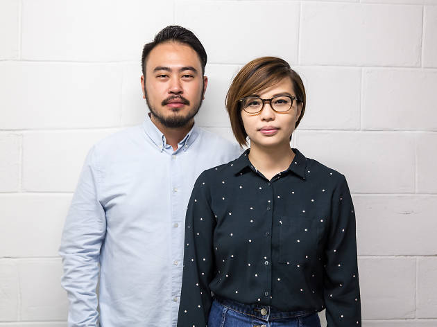 Nicholas Chim x Jamie Wong