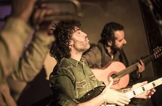Martes Flamencos