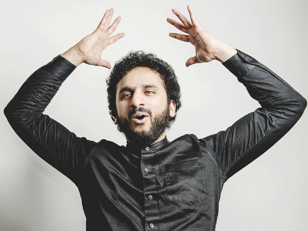 Plosive Comedy in Dulwich with Nish Kumar