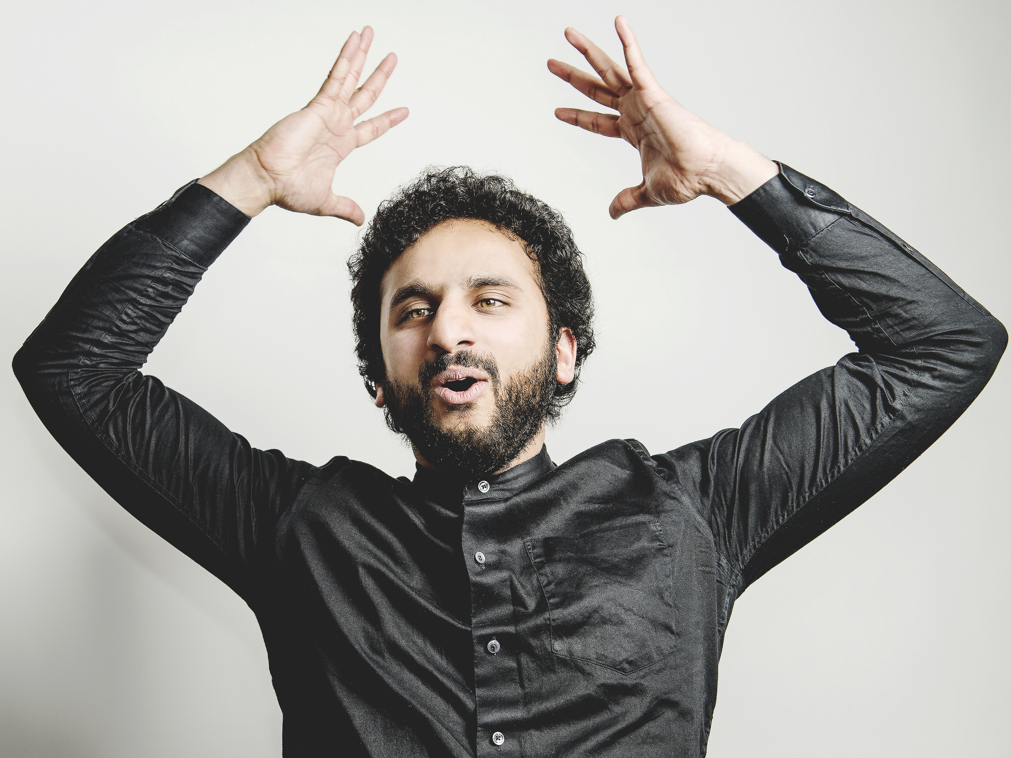 The 100 best comedy movies, Nish Kumar