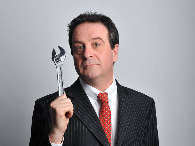 The 100 best comedy movies, Mark Thomas