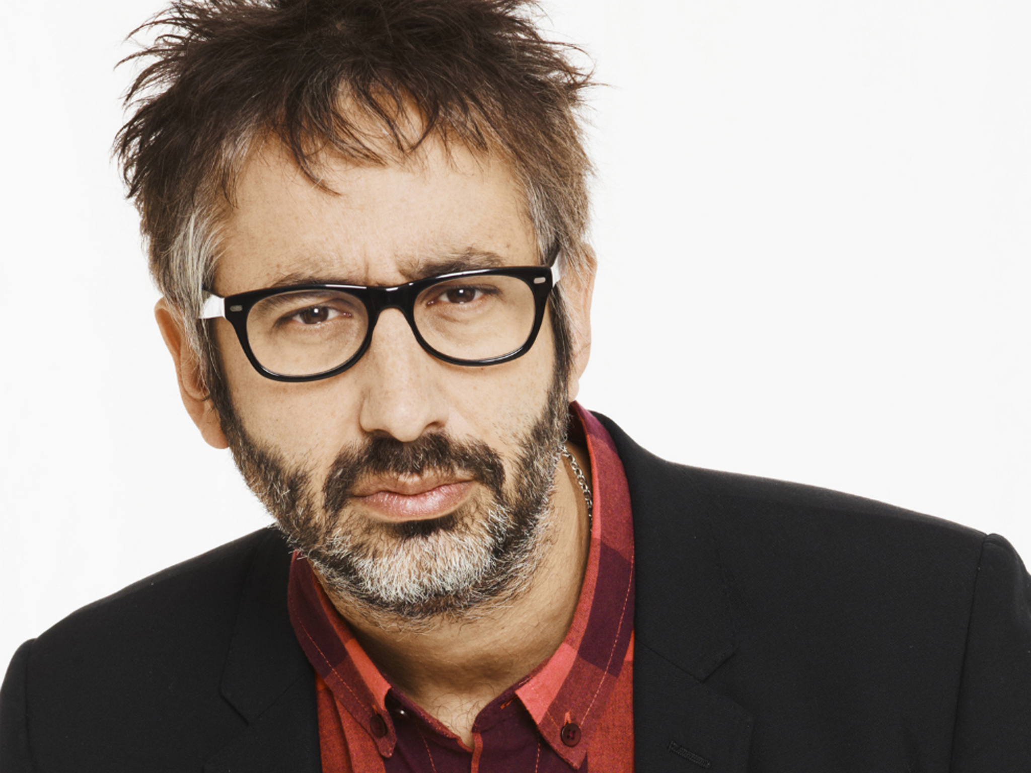 The 100 best comedy movies, David Baddiel