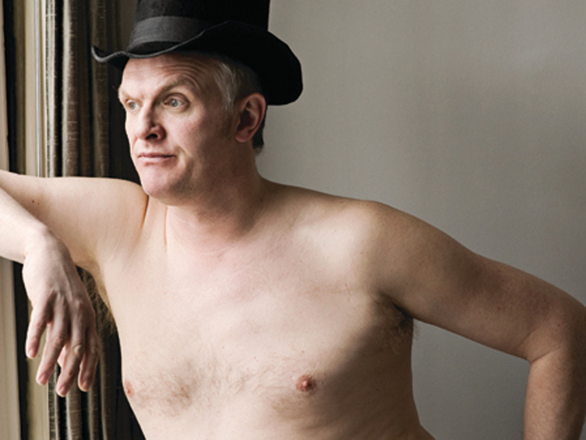 The 100 best comedy movies, Greg Davies
