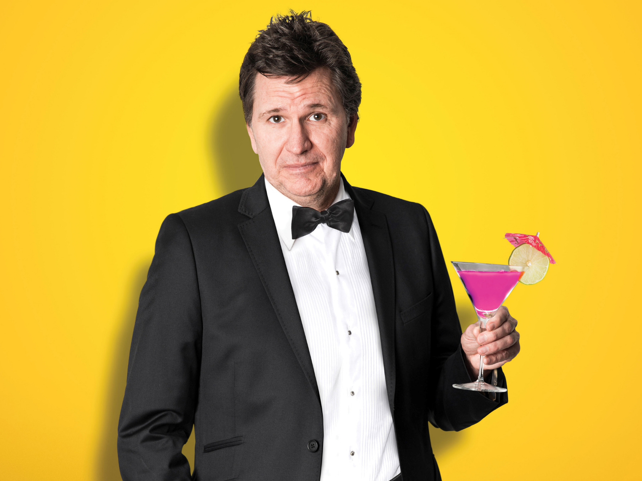 The 100 best comedy movies, Stewart Francis