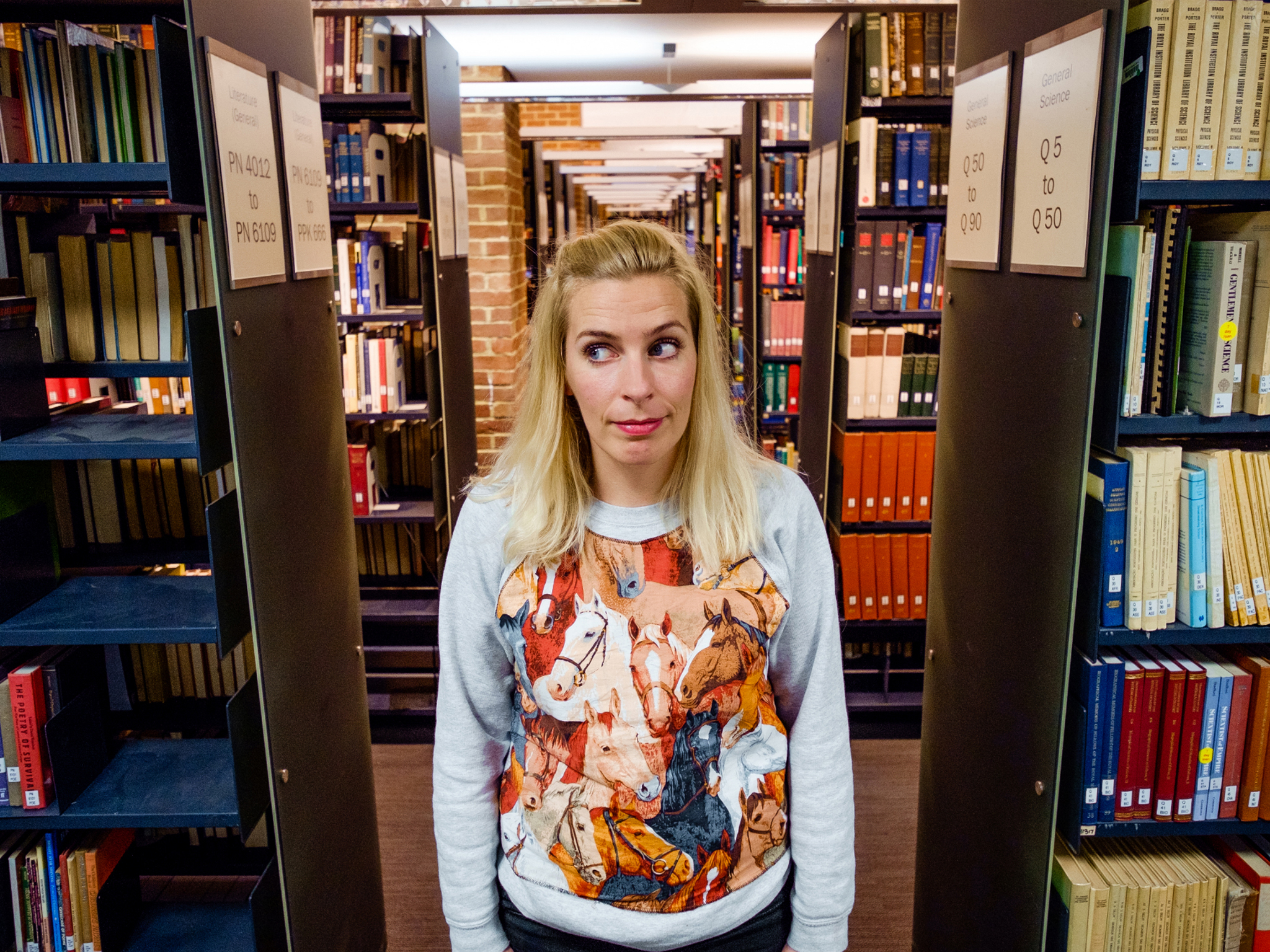 The 100 best comedy movies, Sara Pascoe