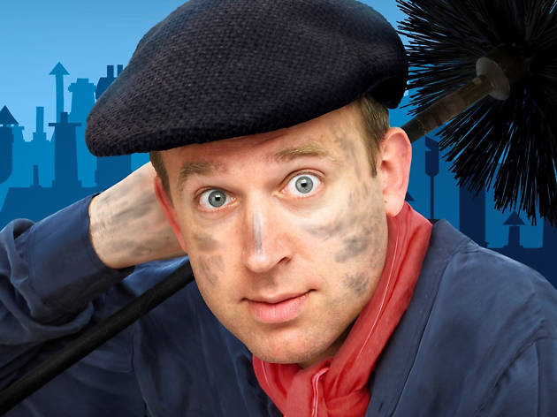 The 100 best comedy movies, Tim Vine