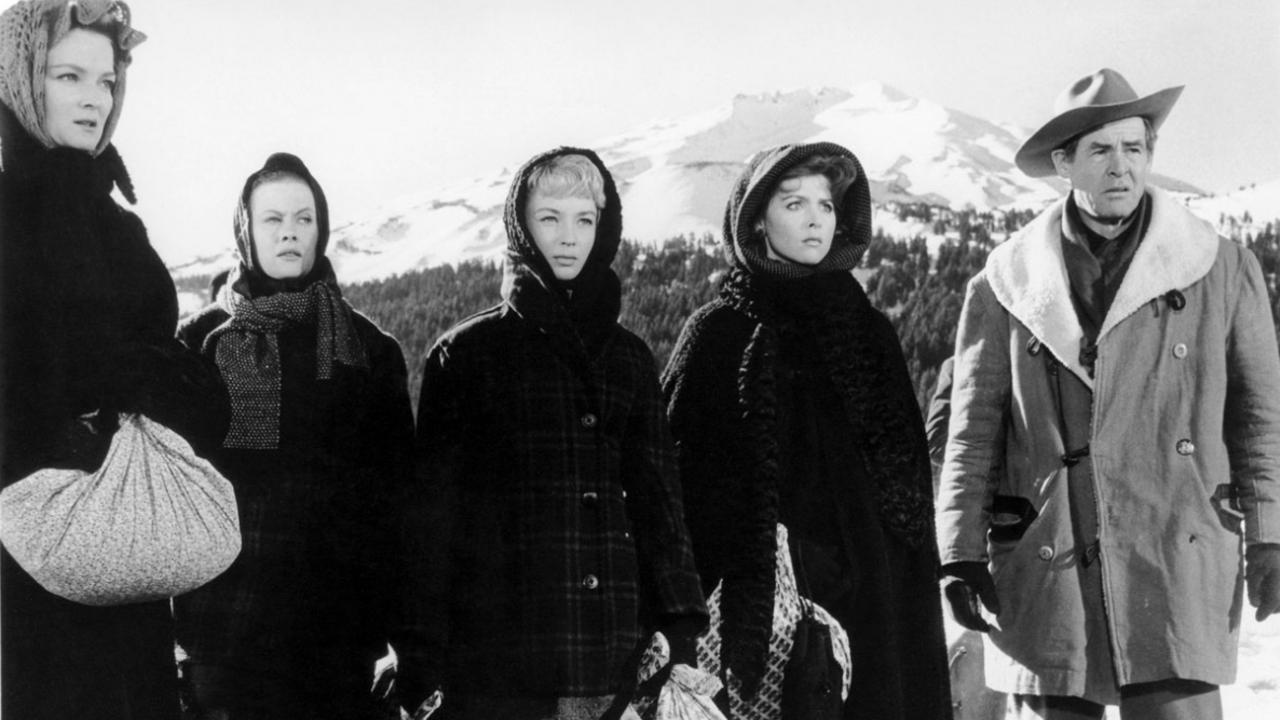 'El día de los forajidos' (1959), de André de Toth