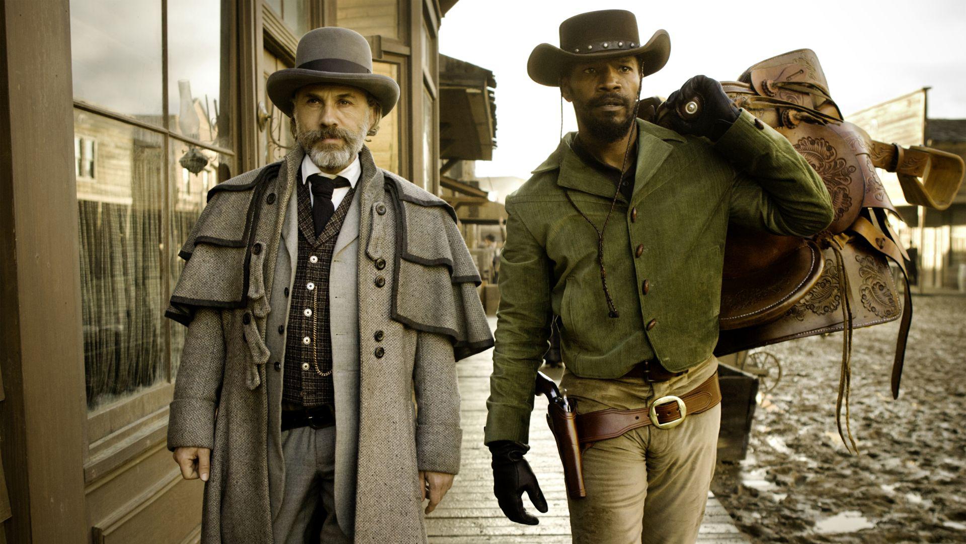 'Django desencadenado' (2012), de Quentin Tarantino
