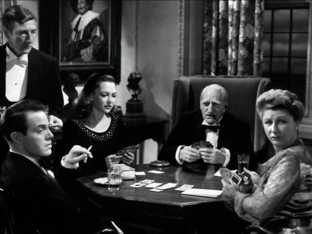 'And then there were none' (1945), de René Clar