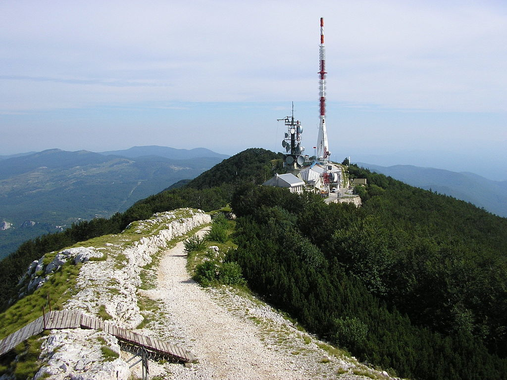 Take up hiking in Učka