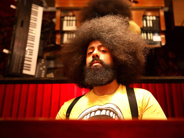 The 100 best comedy movies, Reggie Watts