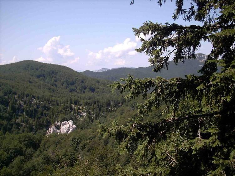 Hike or bike Gorski Kotar