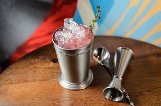 CocktailsPink - Double DutchPeach - The InterventionYellow - Sergeant Bell PepperDishesPrime Skirt Steak  Crisp + Creamy Potatoes