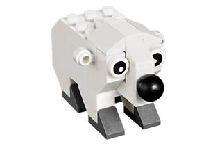LEGO Monthly Mini Model Build
