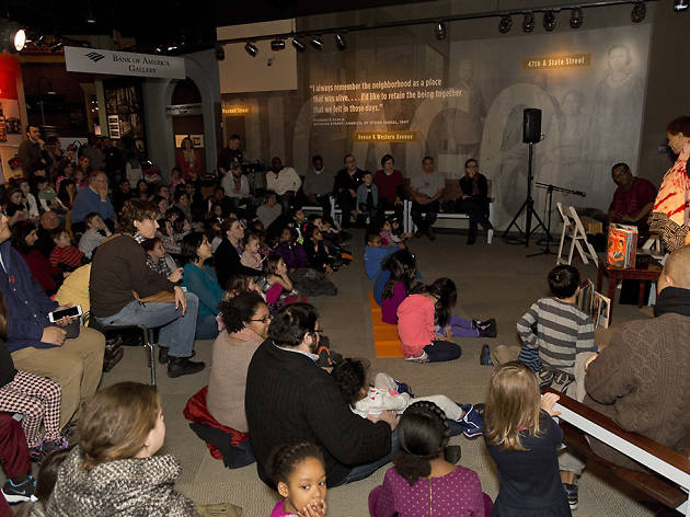 Martin Luther King Jr. Day at the Chicago History Museum