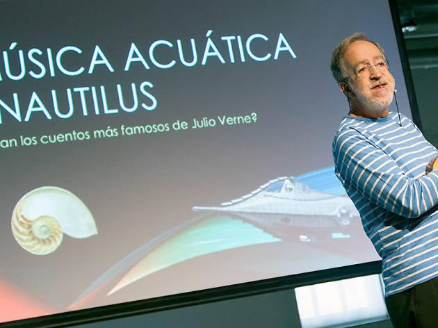 La música acuática del Nautilus
