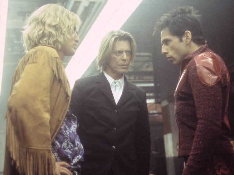 Bowie, simplemente Bowie