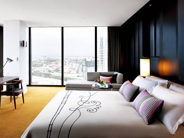 The most romantic hotels in Melbourne