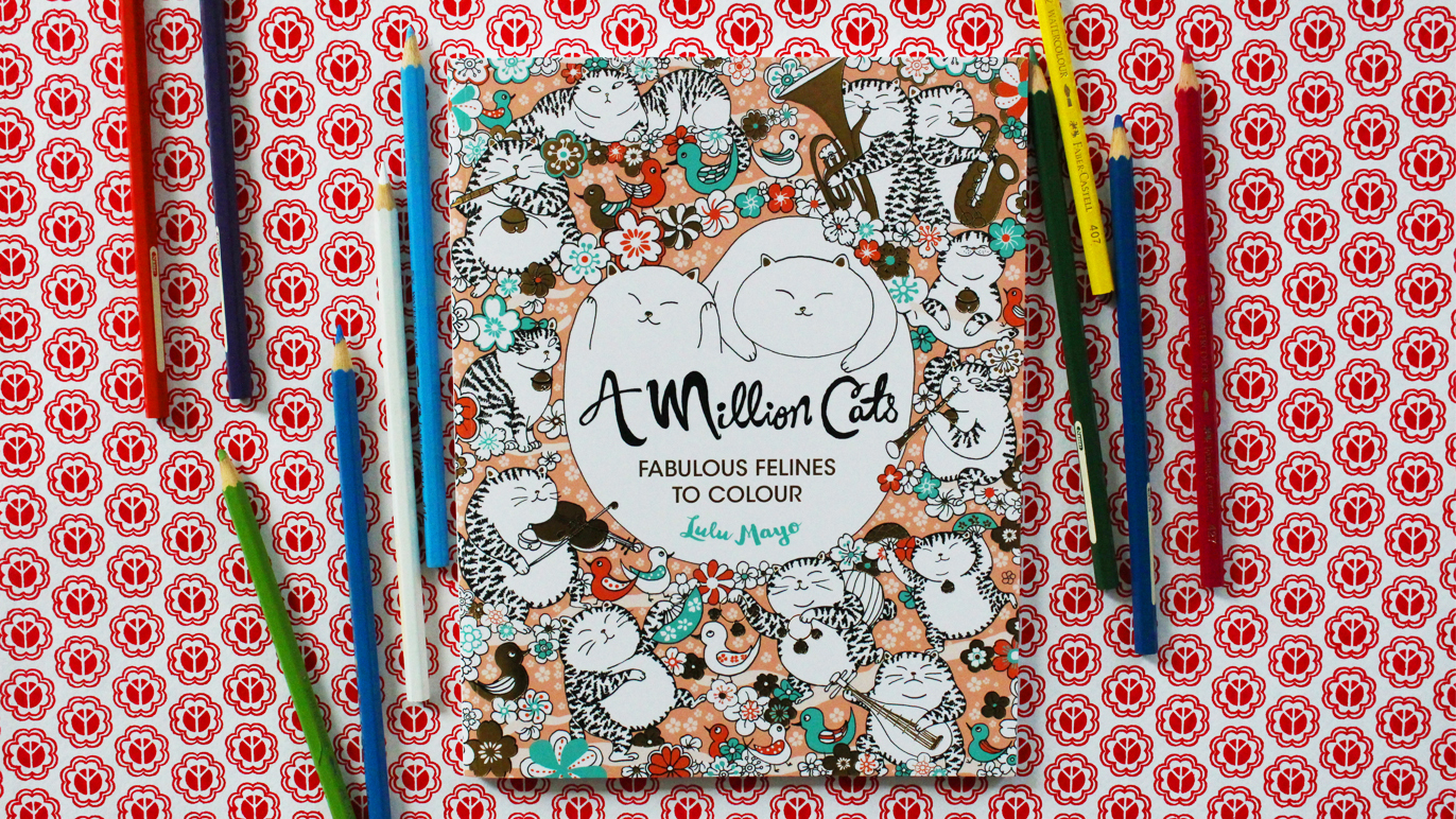The Best Colouring Books For Adults