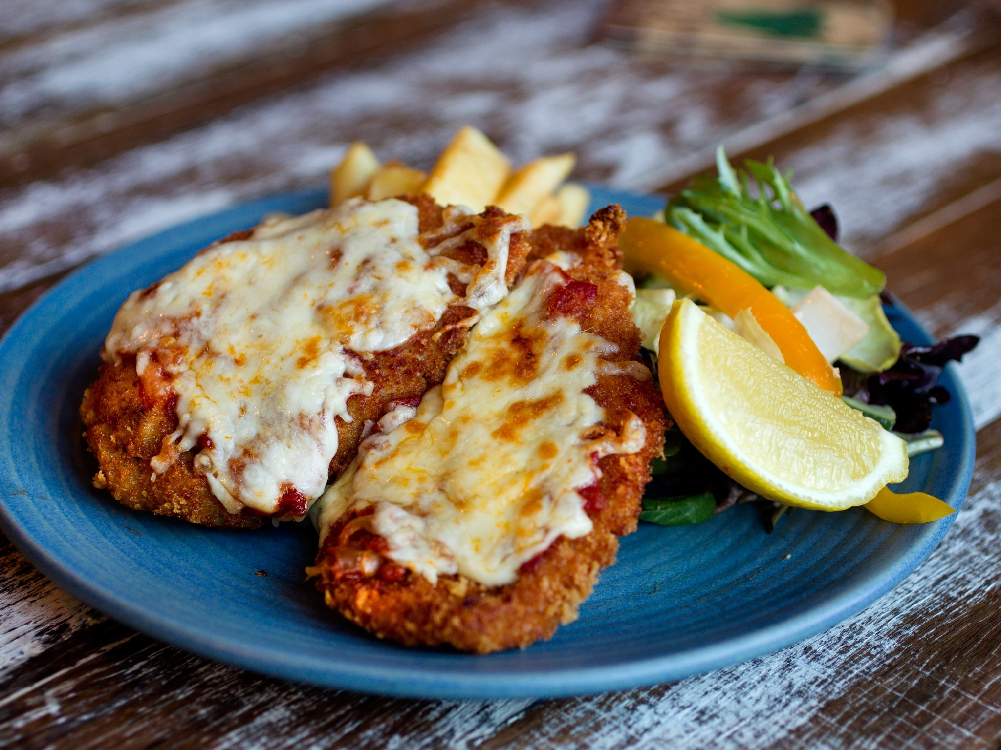 The best schnitzels in Sydney