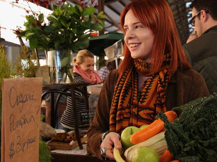 The best farmers' markets in Melbourne