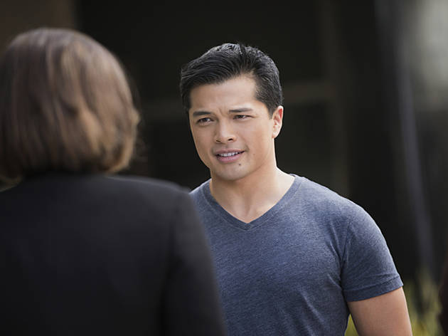 Josh Chan in 'Crazy Ex-Girlfriend'