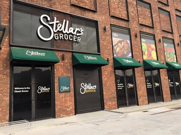 Image result for Stellar's Grocer