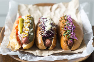 The 100 best cheap eats in London, Top Dog