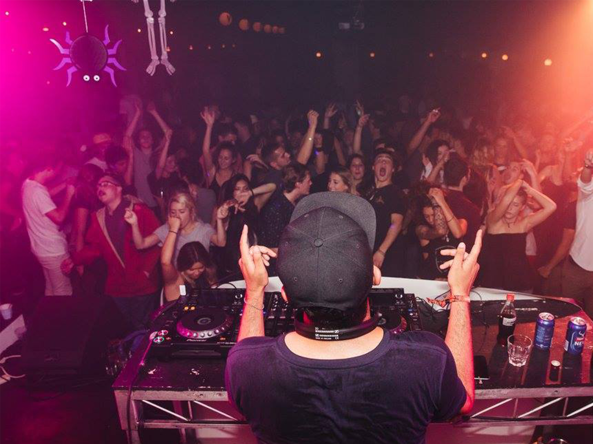 Where to party on weeknights in Sydney