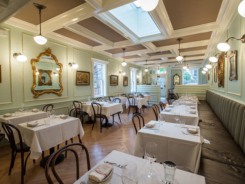 The most romantic restaurants in DC