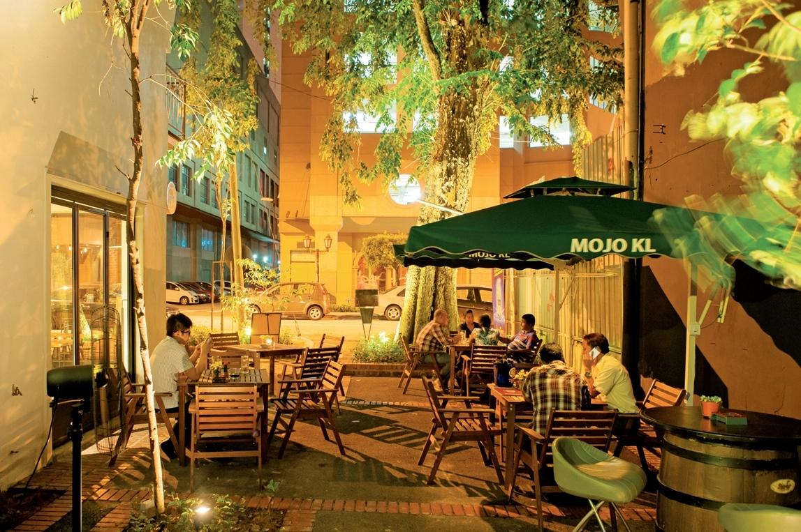 Mojo Restaurant and Bar KL