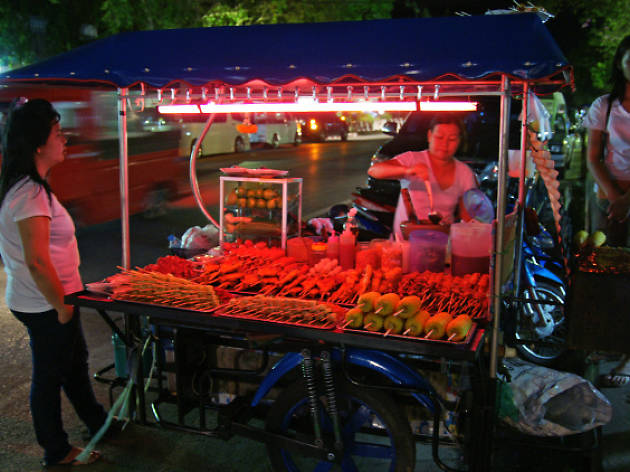 Bangtao and Cherngtalay Markets