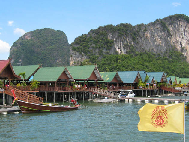 Koh Panyi Floating Village