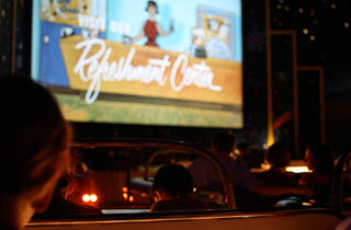 Coburg Drive-In Christmas Food Truck Festival